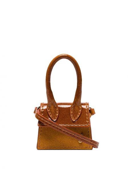 Маленькая сумка деловая на плечо Jacquemus