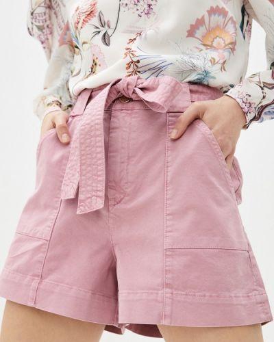 Повседневные розовые шорты Ted Baker London