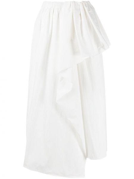 Spódnica asymetryczny z wysokim stanem Christian Wijnants