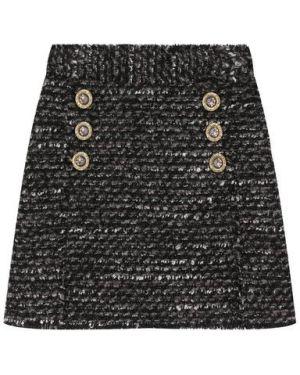 Юбка длинный на пуговицах Dolce & Gabbana