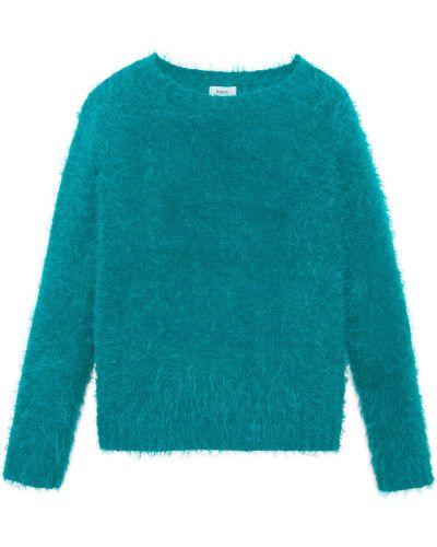 Бирюзовый свитер Bonprix