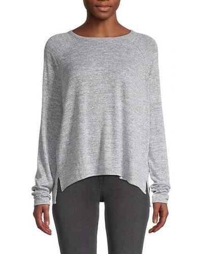 Klasyczny długi sweter z raglanowymi rękawami Rag & Bone