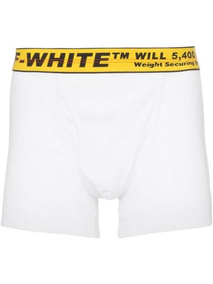 Czarne majtki bawełniane Off-white