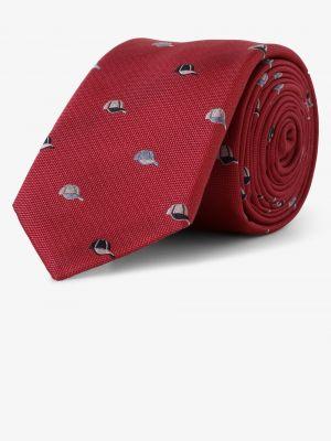 Różowy krawat Finshley & Harding London