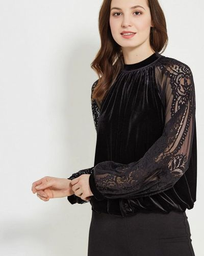 Черная блузка Free People