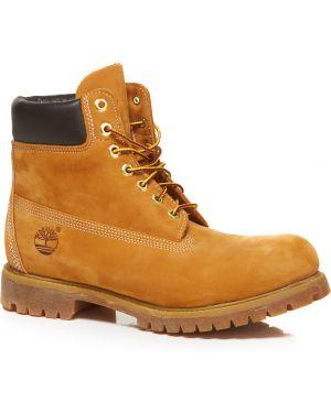 Треккинговые ботинки кожаные Timberland