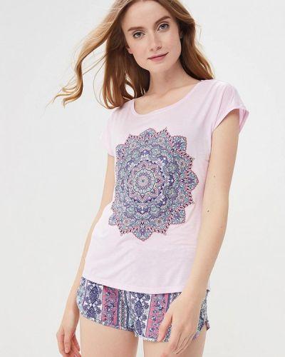 Фиолетовая пижама Sela