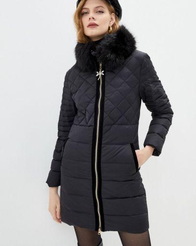 Черная куртка Blugirl Folies