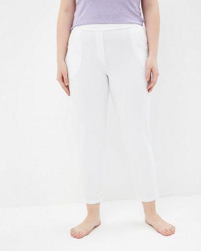 Белые брюки домашние Лори