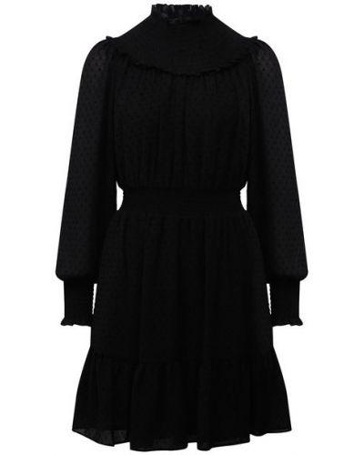 Черное платье с подкладкой Michael Michael Kors