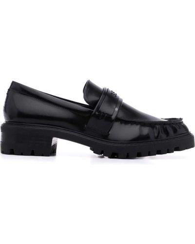 Loafers - czarne Senso