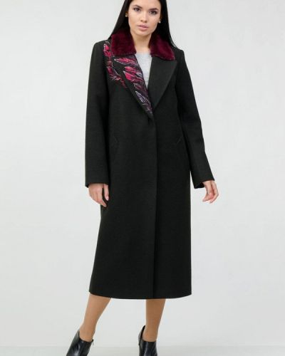 Черное пальто Raslov