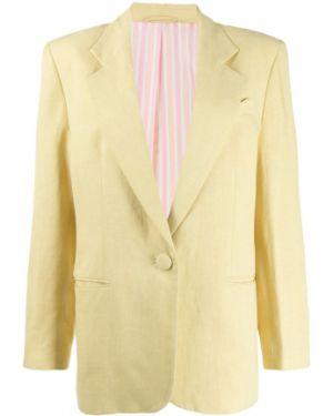 Куртка на пуговицах с карманами Horror Vacui