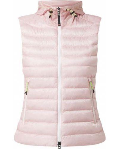 Różowa kamizelka pikowana Bogner Fire + Ice