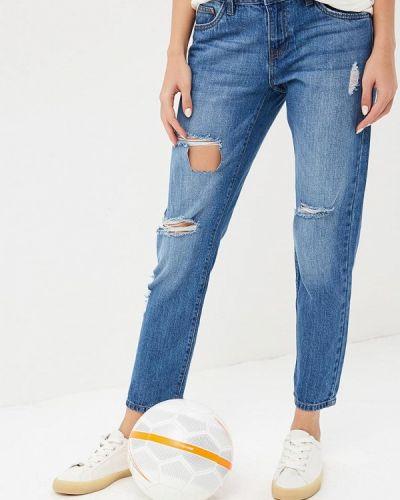 Синие рваные джинсы Ovs