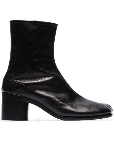 Ботильоны черный для обуви Maison Margiela