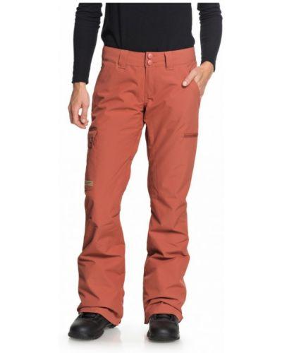 Коричневые брюки для сноуборда Dc Shoes