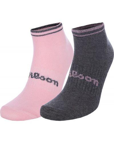 Спортивные носки - серые Wilson