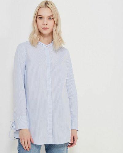 Голубая блузка S.oliver