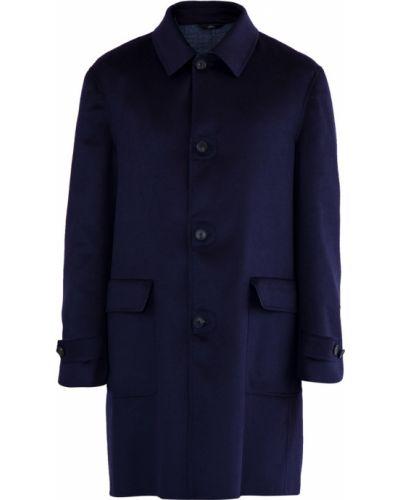 Пальто классическое кашемировое итальянское Brioni