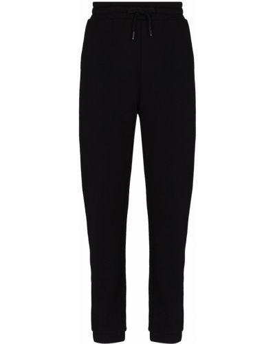 Czarne spodnie bawełniane Sweaty Betty