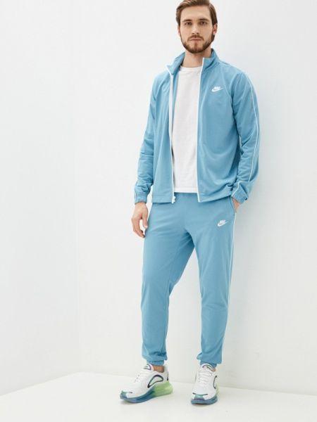 Бирюзовый костюмный костюм Nike