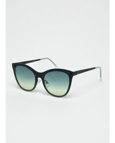 Солнцезащитные очки кошачий глаз металлические Vero Moda