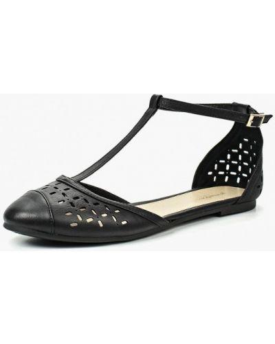 Черные сандалии Primadonna
