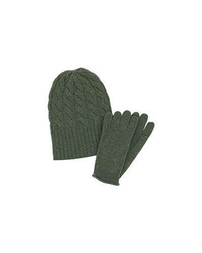Перчатки зеленый Not Shy