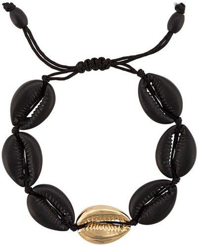Черный браслет Tohum