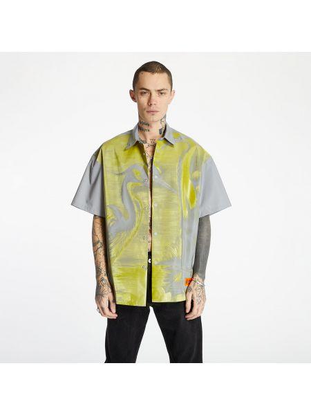 Szara koszula Heron Preston
