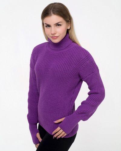 Фиолетовый свитер Nataclub