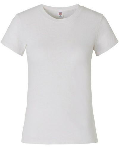 Biała t-shirt Re/done