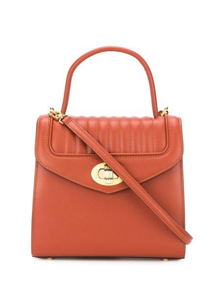 Маленькая сумка сумка-тоут с ручками Delage