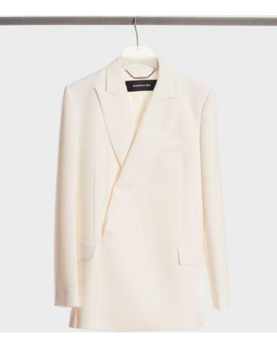 Пиджак с карманами - белый Barbara Bui