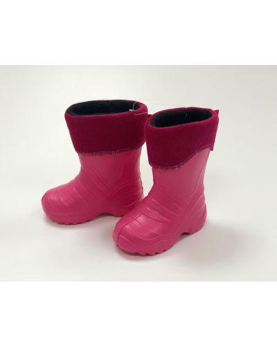 Сапоги розовый Lemigo