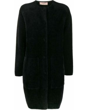 Пальто пальто на пуговицах Twin-set