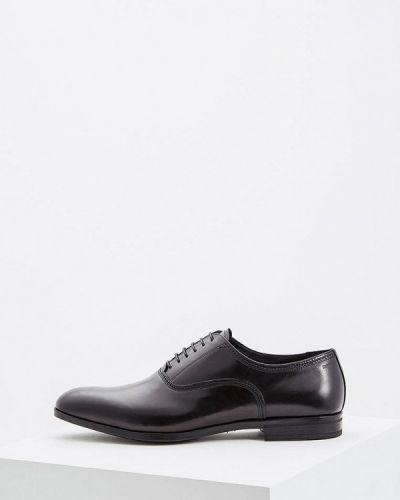 Черные туфли Fabi