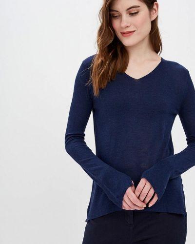 Синий пуловер Alcott