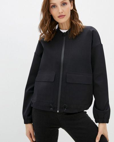 Облегченная черная куртка Banana Republic