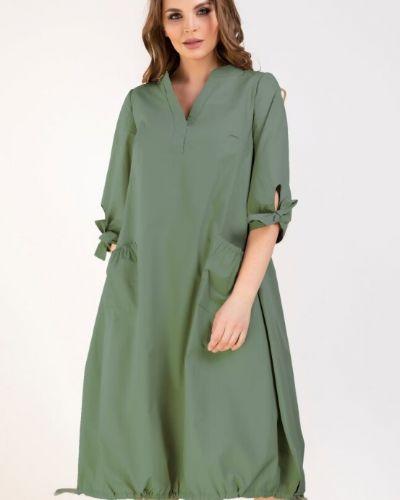 Платье с карманами Ellcora