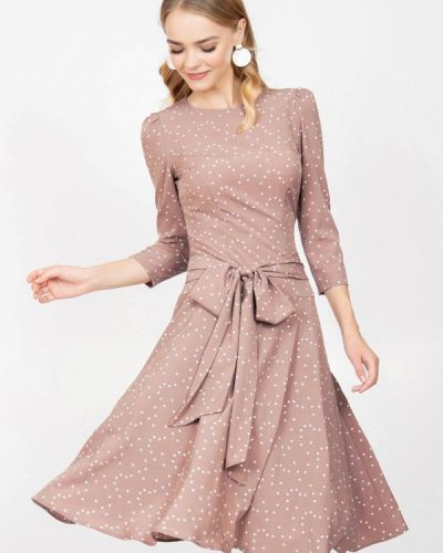 Платье - бежевое Olivegrey