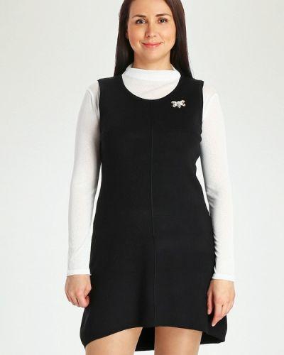 Платье - черное Marissimo