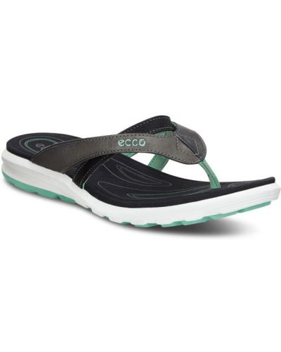Шлепанцы на каблуке Ecco