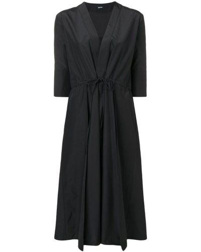 Платье мини миди на пуговицах Jil Sander Navy