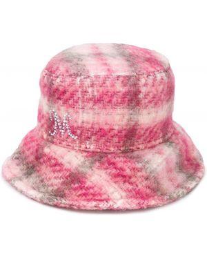Шляпа розовый белая Monnalisa