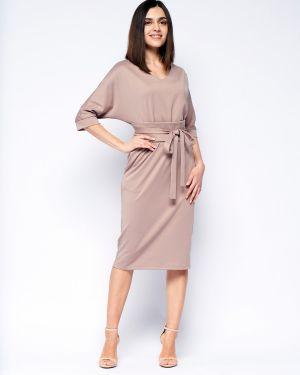 Летнее платье с поясом платье-сарафан Fiato