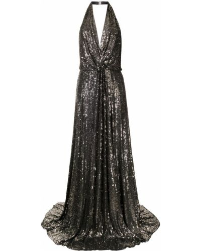 Sukienka z dekoltem w serek Jenny Packham