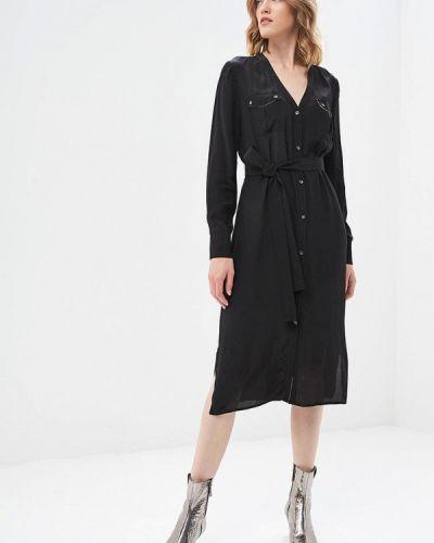 Платье платье-рубашка осеннее Calvin Klein