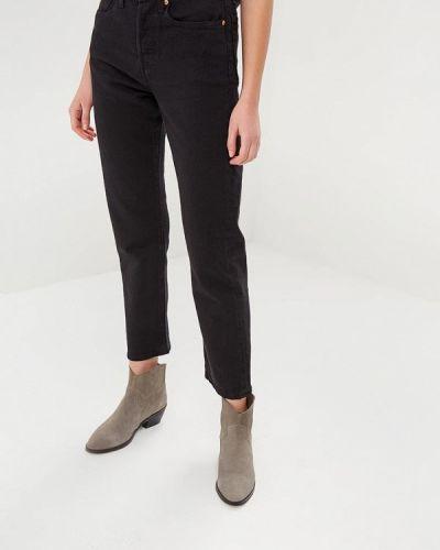 Черные джинсы бойфренды Levi's®